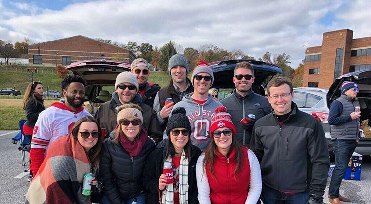 Tailgate Professional | Maryland Football Tailgate 2018 vs Ohio State