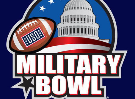 Tailgate Professional at the Military Bowl