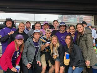 Tailgate Professional | Baltimore Ravens Football Tailgate 2018 vs. Broncos