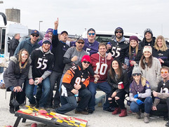 Tailgate Professional | Baltimore Ravens Football Tailgate 2018 vs. Bengals