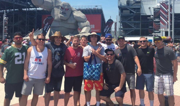 Tailgate Professional   Monster Mile 2017