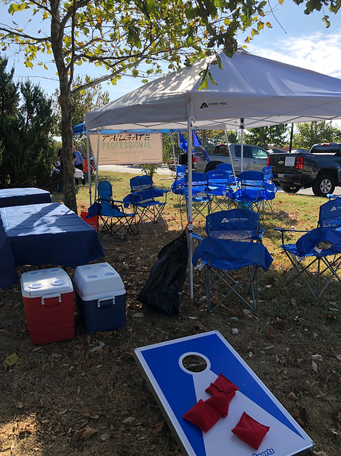 Tailgate Professional Maryland Tailgate Rental Additional Add Ons