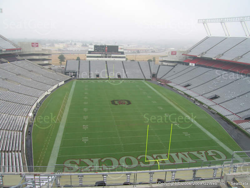 Tailgate Professional South Carolina Football Stadium