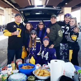 Tailgate Professional | Baltimore Ravens Football Tailgate 2018 vs. Steelers