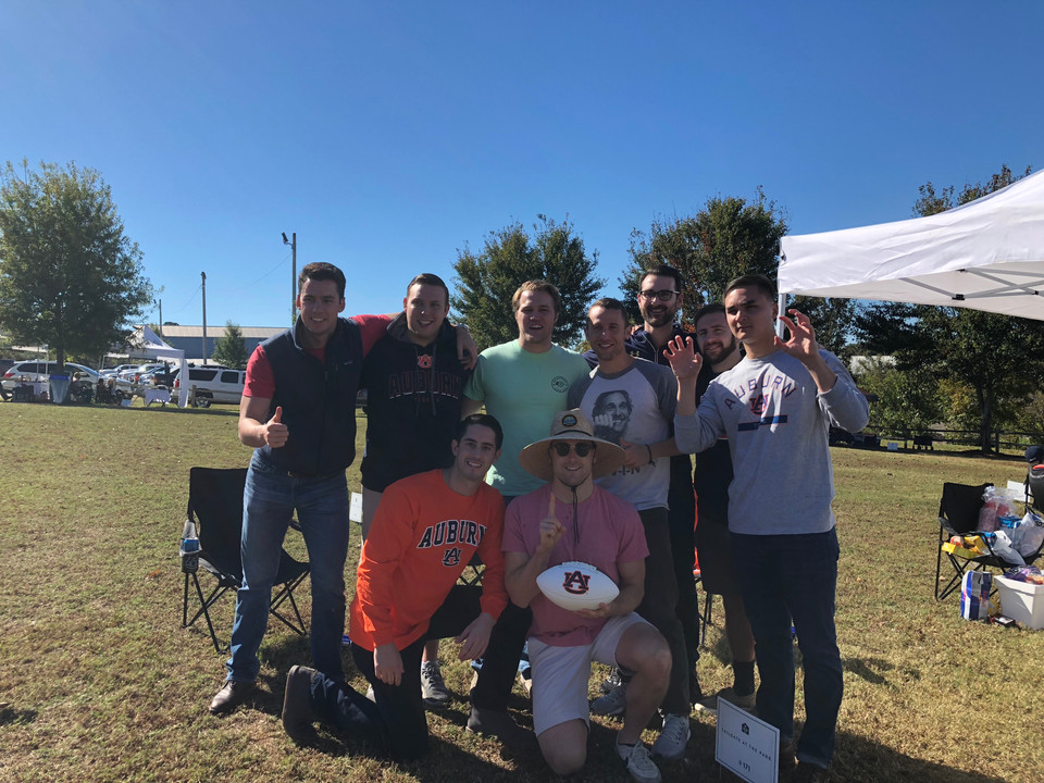 Tailgate Professional   Auburn Tailgate 2018