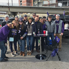 Tailgate Professional | Baltimore Ravens Football Tailgate 2017 vs. Lions