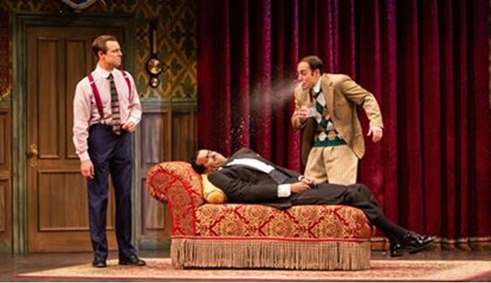 The Play That Goes Wrong (Pioneer Theatre Company)