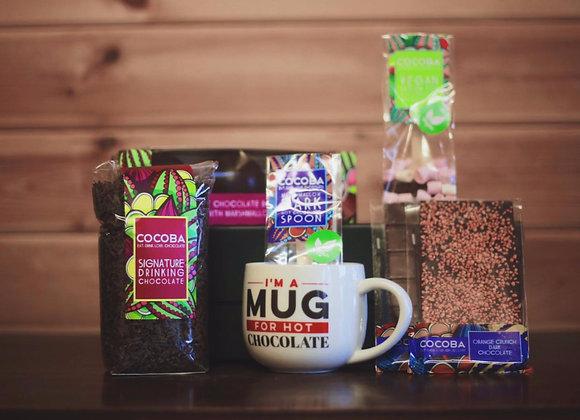 Luxury Milk Chocolate Gift Box