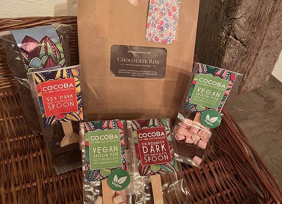 Cocoba Hot Chocolate Gift Bag