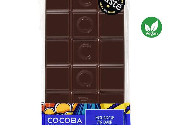 71% ORIGIN ECUADOR DARK CHOCOLATE BAR