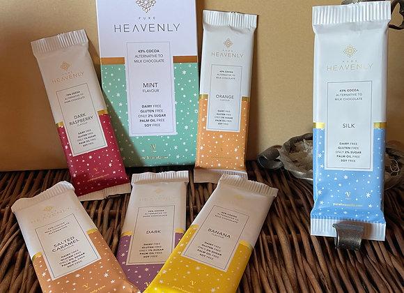Pure Heavenly Mint Chocolate Gift Bag