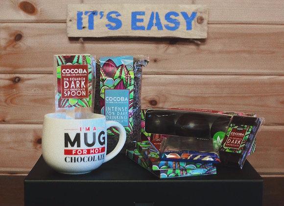 LUXURY DARK CHOCOLATE GIFT BOX