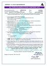 Certifikát respirátor PFHM731