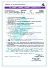 Certifikát respirátor Balerina PFHM731