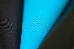 textilie se zátěrem