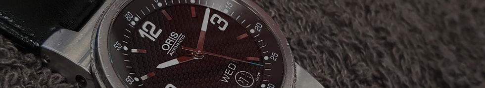Oris watch repairs aberdeen