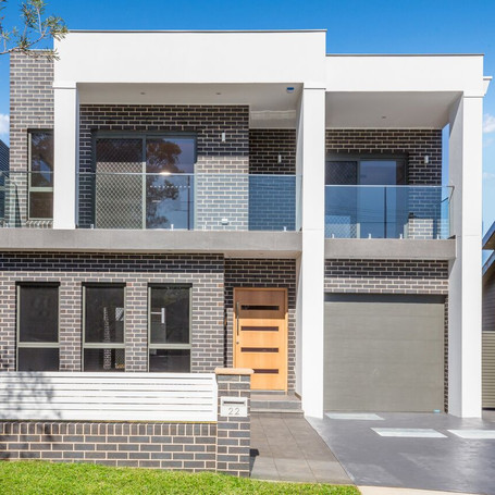 New home designed and constructed by Estco Projects