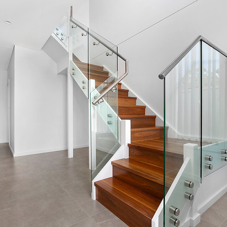 Stairs designed and constructed by Estco Projects