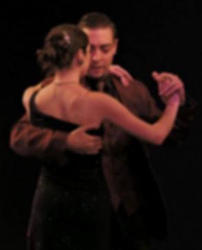 Tango in Mexico, Leonardo D'Aquila and his school / www.eneiktango.com