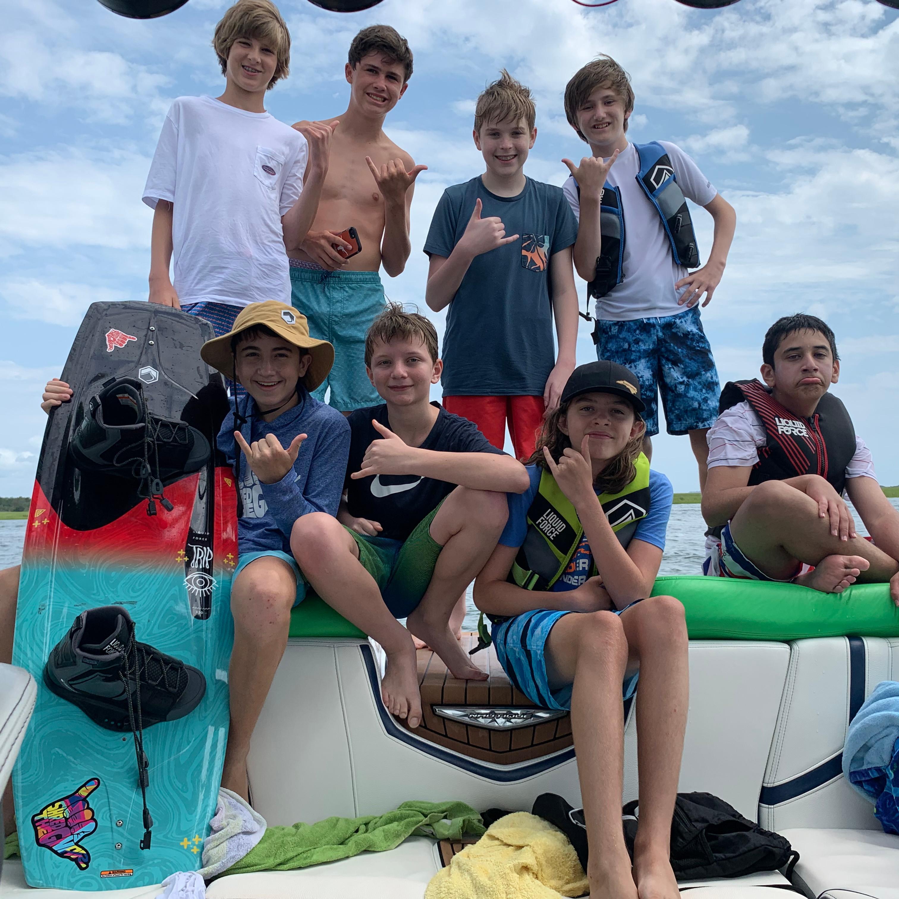 Kids Camp August 16-19