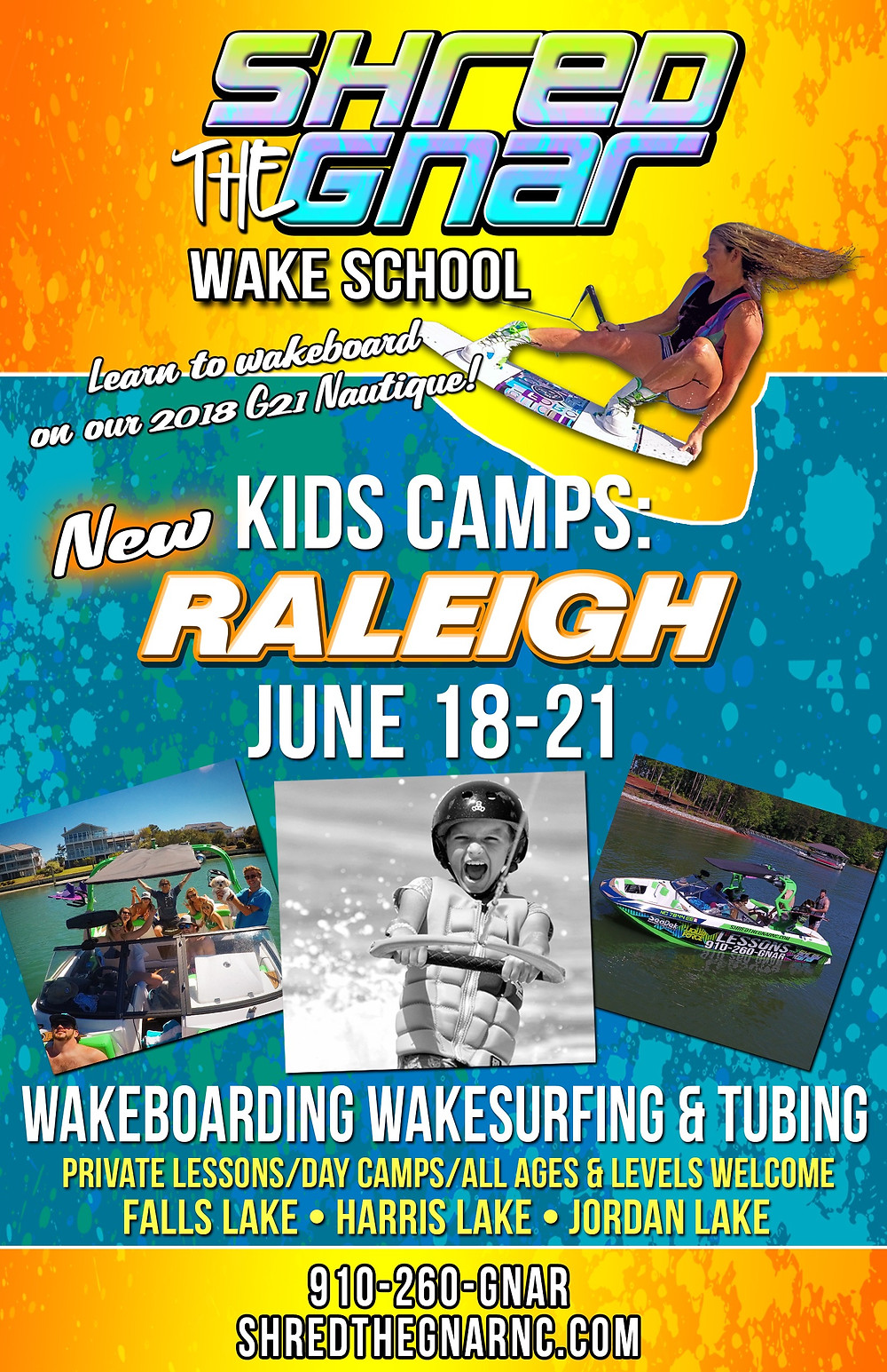 Raleigh Summer Kids Camps