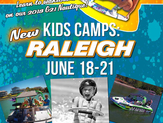Raleigh Kids Camps