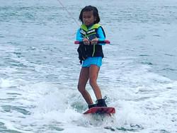 watersport lessons figure 8 island