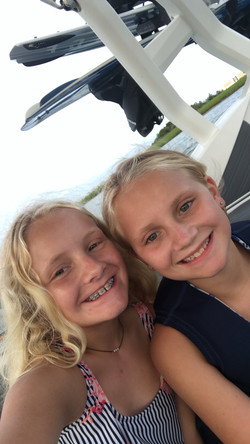 Madison and Allison Lavrack
