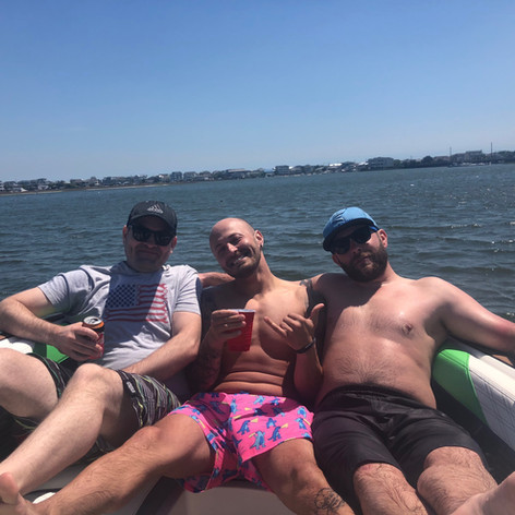 Bachelor Party Wrightsville Beach