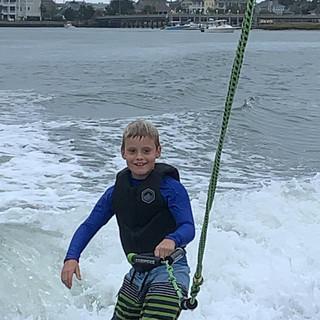 surfing birthday party