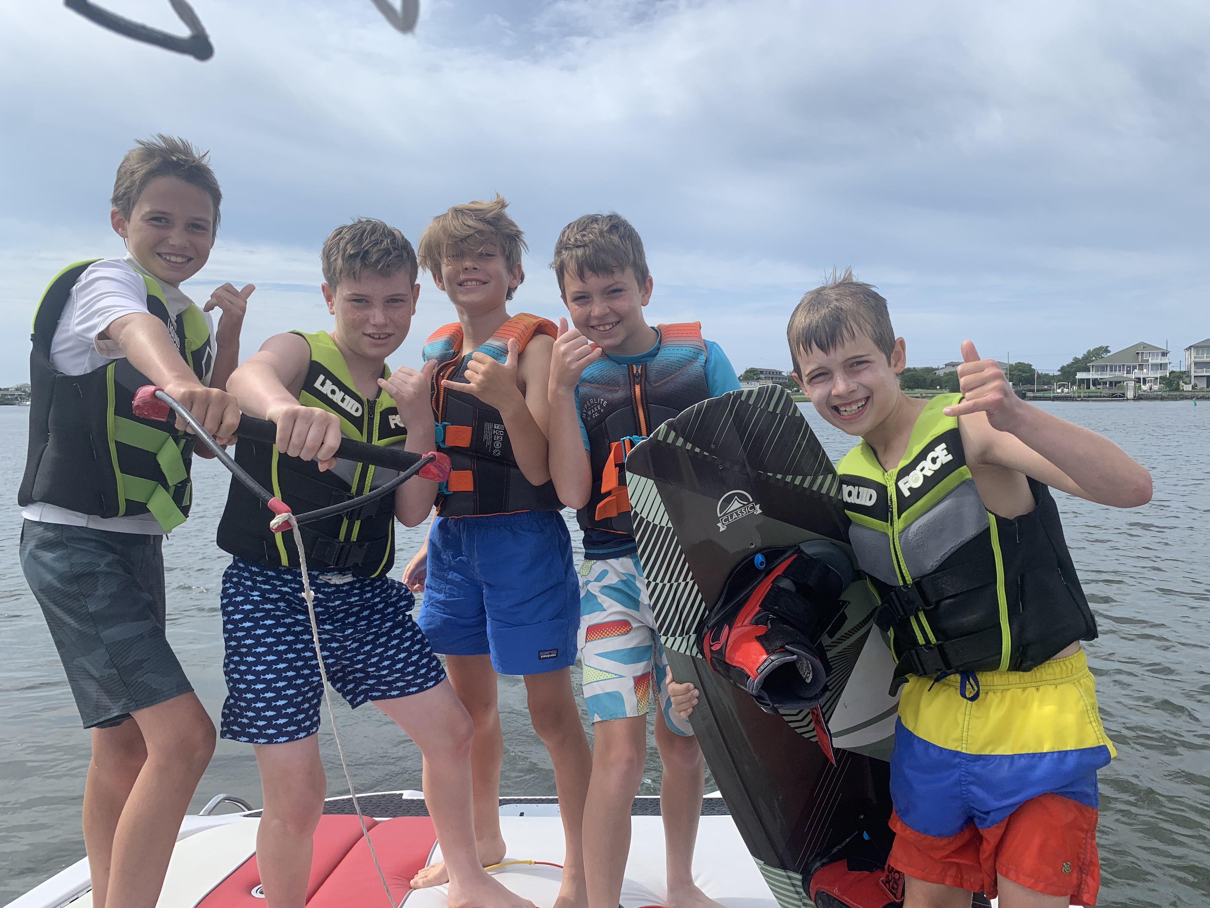 Watersports Camp