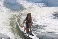wakesurf Wrightsville