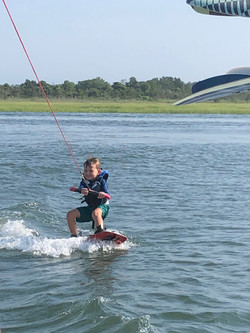 all ages can wakeboard