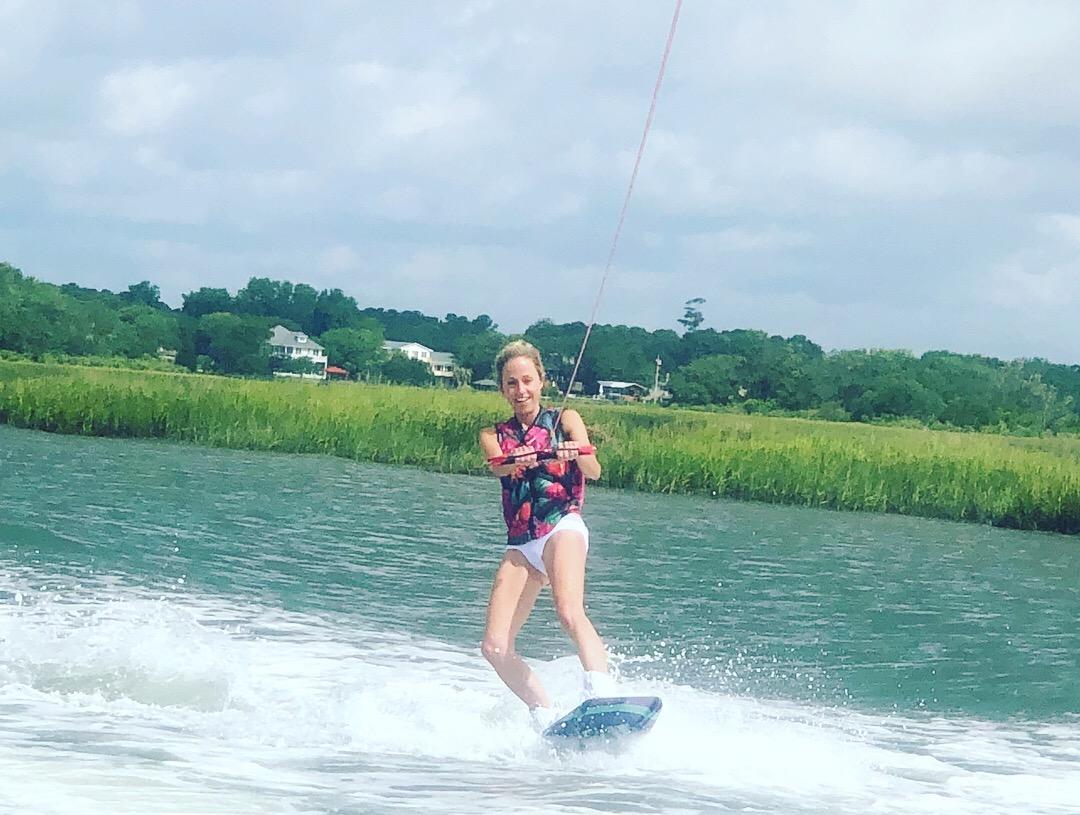 wakeboarding figure 8 island