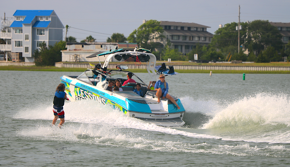 watersports Wrightsville beach