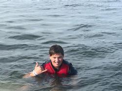 wakeboarding Wrightsville beach