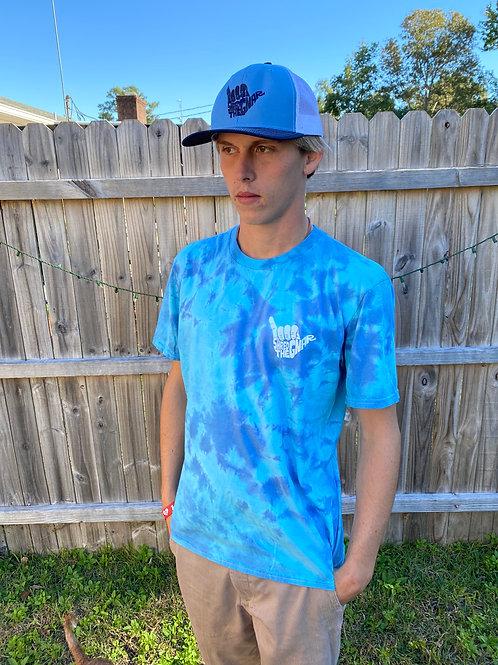 Shred The Gnar Tie Dye T-Shirt