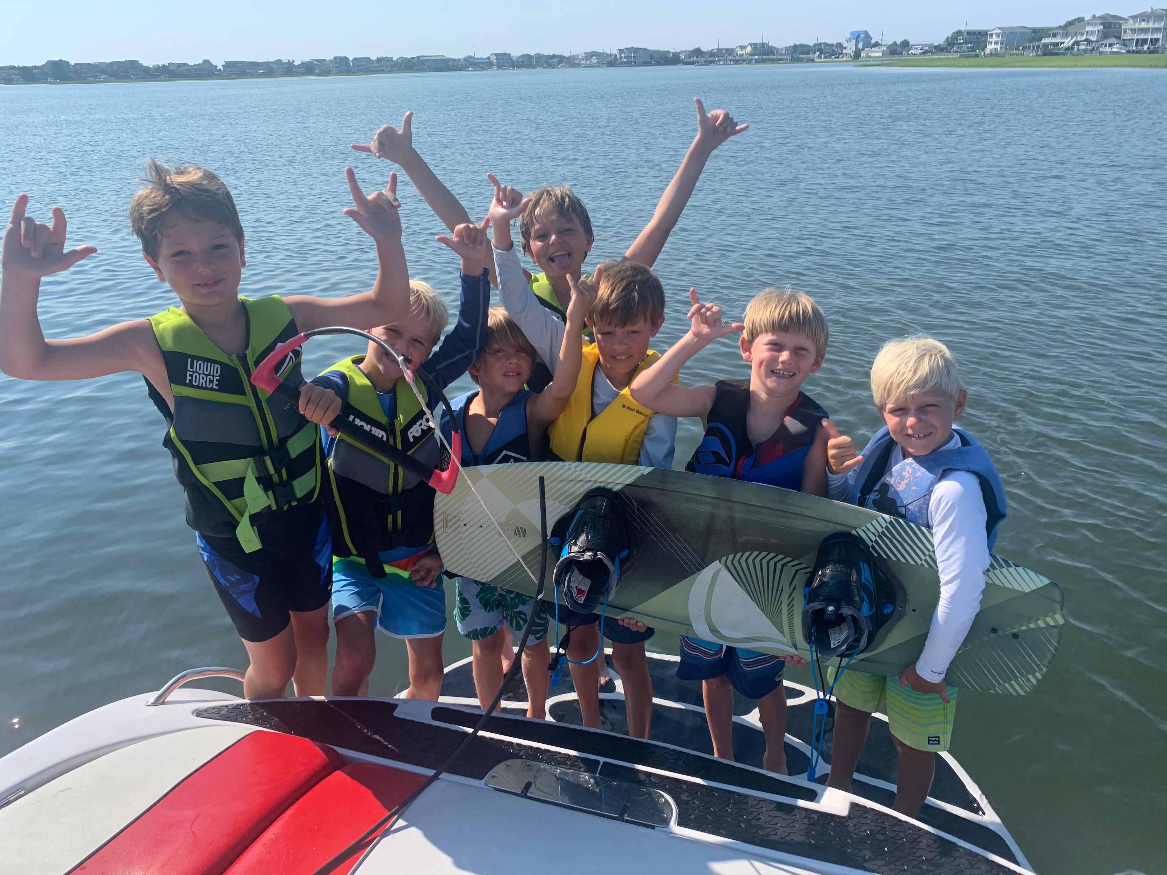Kids Camp July 26-29