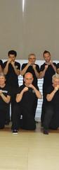 ducorpsaucoeurarkenciel Chantal Boilot Arts martiaux