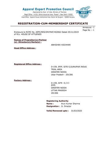 RCMC Member