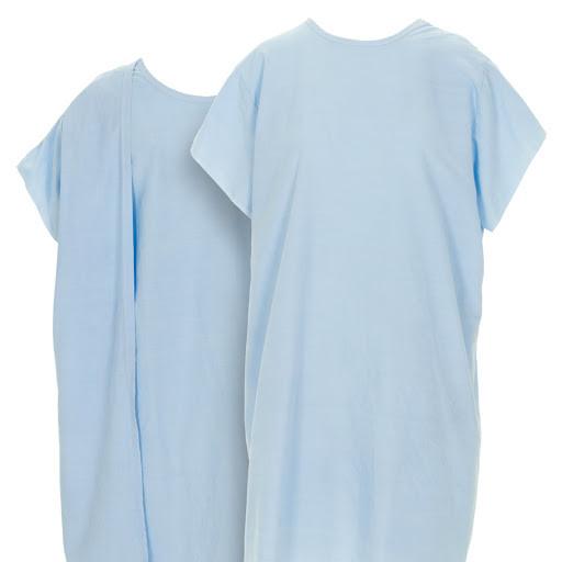 Cotton patient Gown