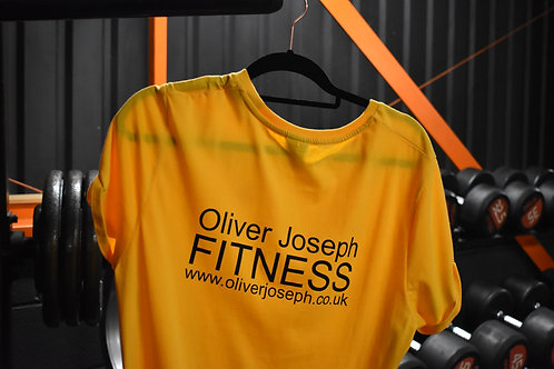 Oliver Joseph T-Shirt - Yellow
