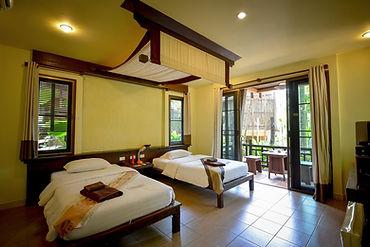 Yoga Course Accommodation Koh Chang