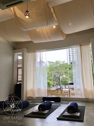 1 Yoga Class Mont Kiara Kuala Lumpur Mal