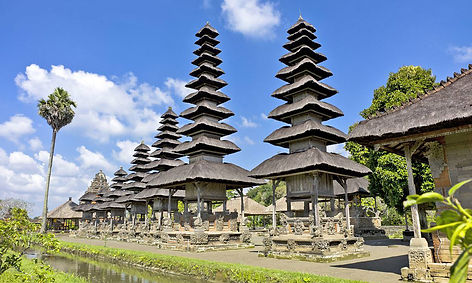 Temple | Yoga Teacher Training Bali