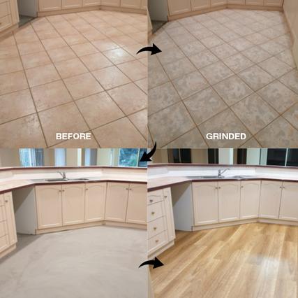 Tile & Carpet Transformation