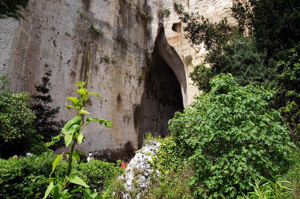 Latomia del Paradiso e Orecchio di Dionisio, Tour Sicilia 10 giorni