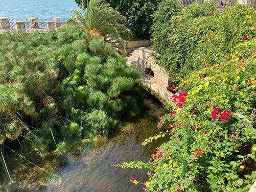 I papiri della Fonte Aretusa, Itinerario Sicilia 10 giorni