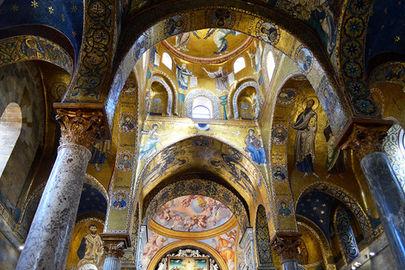 La Chiesa della Martorana, Tour Sicilia 7 giorni