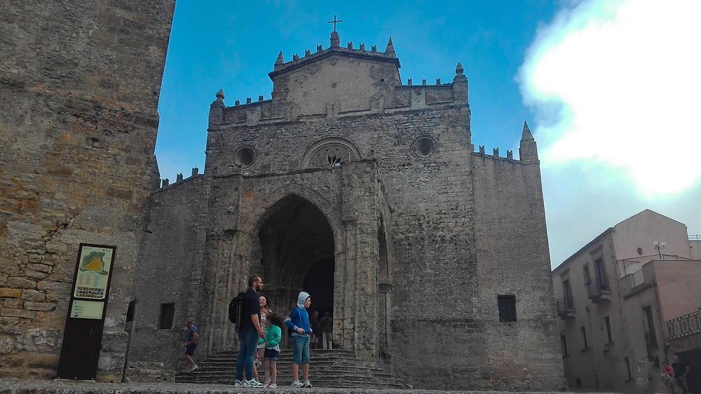 Real Duomo Erice, Visitare Erice